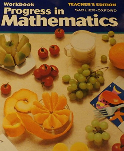 9780821526354: Progress in Mathematics