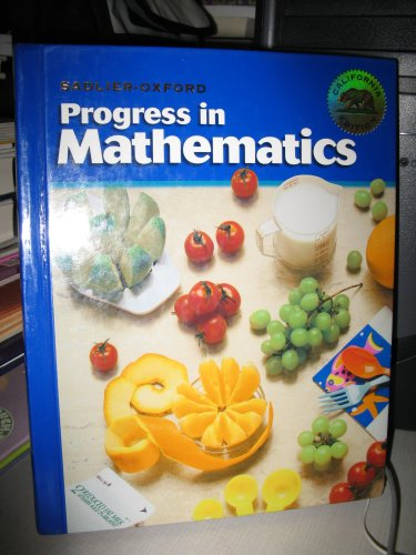 9780821528051: Progress In Mathematics - California Edition