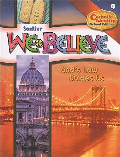 9780821530542: We Believe God's Law Guides Us