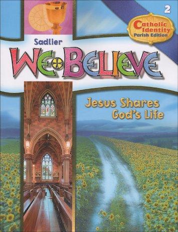 9780821530825: We Believe Catholic Identity Parish Student Edition: Grade 2