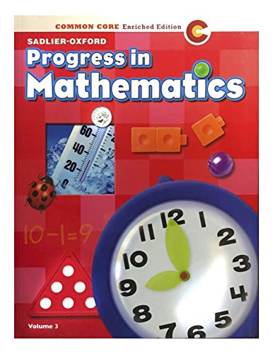 9780821536018: Progress in Mathematics Grade 1