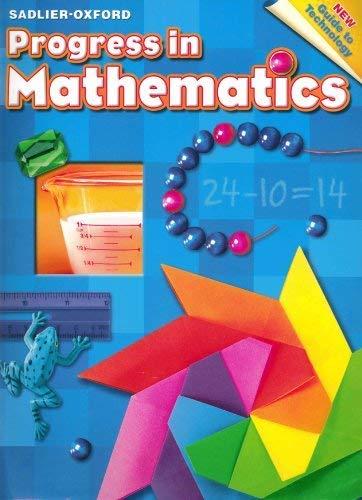 9780821536025: Progress in Mathematics Grade 2