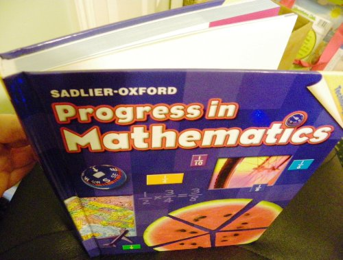 9780821536056: Progress in Mathematics Grade 5