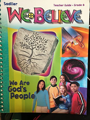 9780821554166: We Believe: We Are God's People - Grade 6