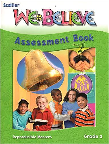 9780821554432: We Believe Assessment Book - Grade 3