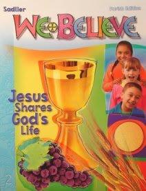 9780821555026: Jesus Shares God's Life Grade 2 (We Believe)