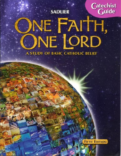 9780821555613: One Faith, One Lord: Catechist Guide