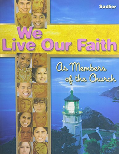 9780821556788: We Live Our Faith, Vol. 2: As Members of the Church