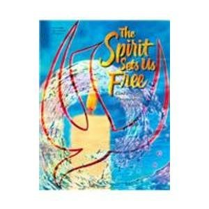 9780821557013: The Spirit Sets Us Free: Confirmation Preparation for Youth