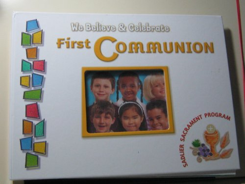 9780821557204: First Communion (WE BELIEVE)