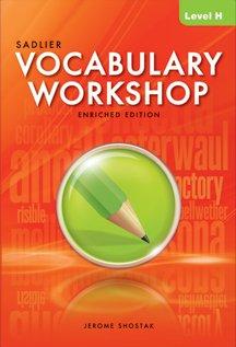 9780821566336: Vocabulary Workshop EnrichedEdition Level H