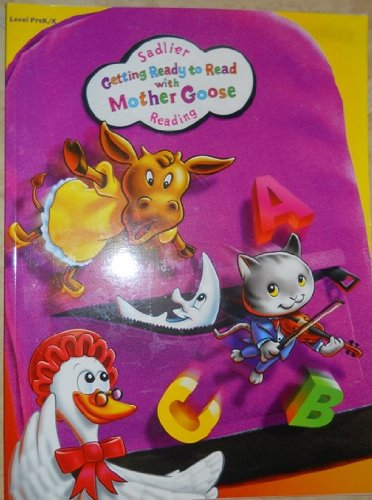 9780821569504: Getting Ready to Read With Mother Goose