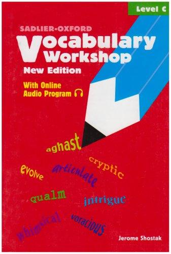 9780821571088: Sadlier-Oxford Vocabulary Workshop, Level C