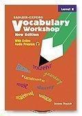 Vocabulary Workshop: Level E (9780821571101) by Shostak, Jerome