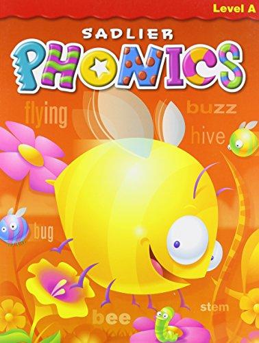 9780821579015: Sadlier Phonics Level A Grade 1 Student Edition