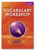 Vocabulary Workshop: Level F (9780821580110) by Jerome Shostak