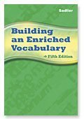 9780821581261: Building an Enriched Vocabulary- Student Edition