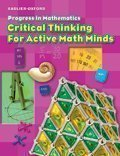 9780821581360: Critical Thinking for Active Math Minds: Student Workbook - Grade 6
