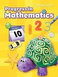 9780821582008: Progress In Mathematics, grade K student text