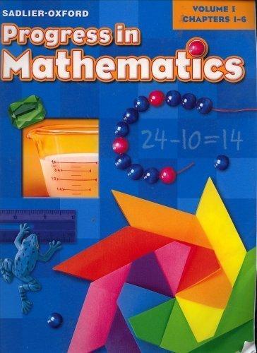 9780821582022: Progress in Mathematics, Grade 2
