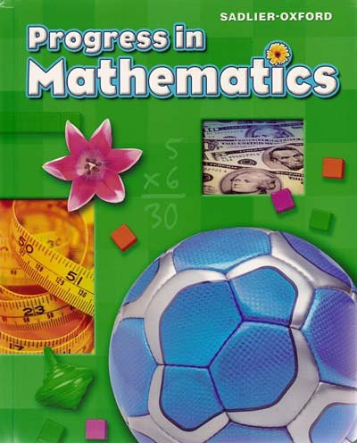 9780821582039: Progress in Mathematics: Grade 3