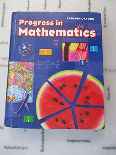 9780821582053: Progress in Mathematics: Grade 5