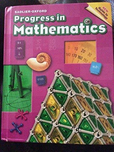 9780821582060: Progress in Mathematics - Grade 6