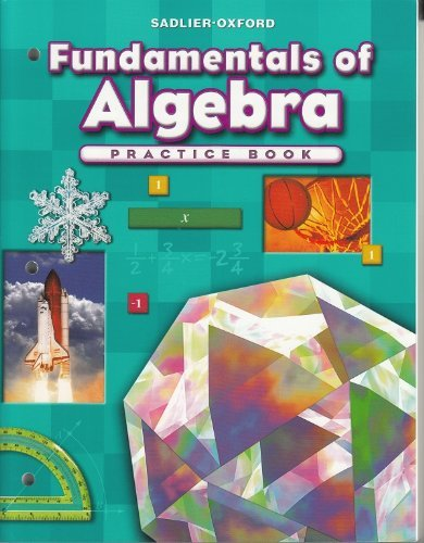 9780821582275: Fundamentals of Algebra Practice Book (Progress in Mathematics)