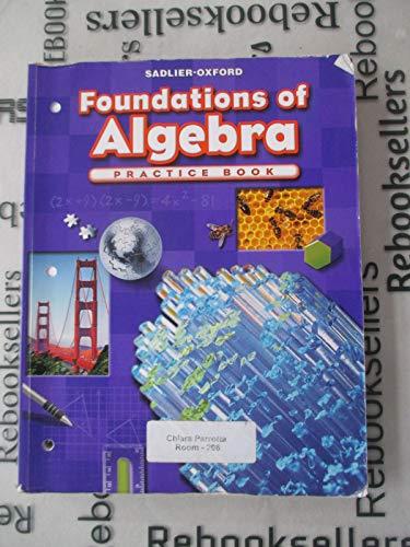 9780821582282: Foundations of Algebra Practice Book (Progress in Mathematics)