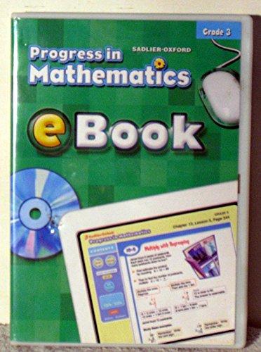 9780821583234: Sadlier-Oxford Progress in Mathematics Grade 3 eBook