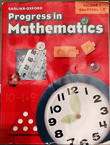 Progress in Mathematics Vol 1 Chapters 1-6: Catherine D. LeTourneau,