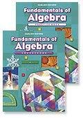 9780821583371: Fundamentals of Algerbra Grade 7:sourcebook and Practice Book (Package)