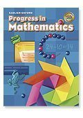 9780821583722: Progress in Mathematics, California Edition, Grade 2