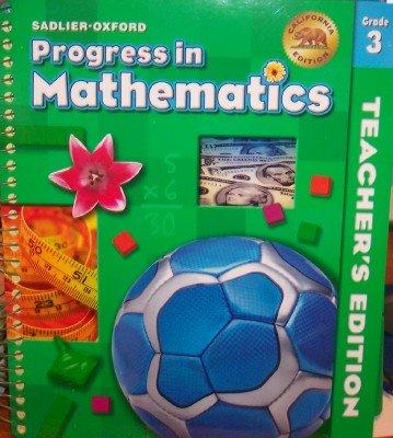 9780821583838: Progress in Mathematics Grade 3 (Teacher's Edition)