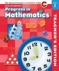 Progress in Mathematics, Teacher's Edition with Optional: William H. Sadlier,