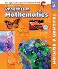 9780821584446: Progress in Mathematics, Optional Transition to Common Core Teacher's Edition, 2012 grade 4