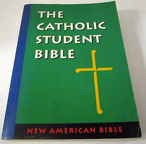 9780821599358: New American Bible: Catholic Study Edition