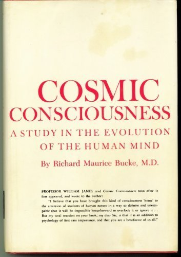 9780821600009: Cosmic Consciousness: A Study in the Evolution of the Human Mind