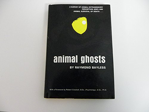 9780821600542: Animal Ghosts