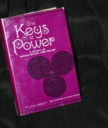 9780821602195: Keys of Power: Study of Indian Ritual and Belief