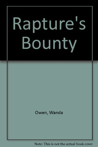 9780821710029: Rapture's Bounty