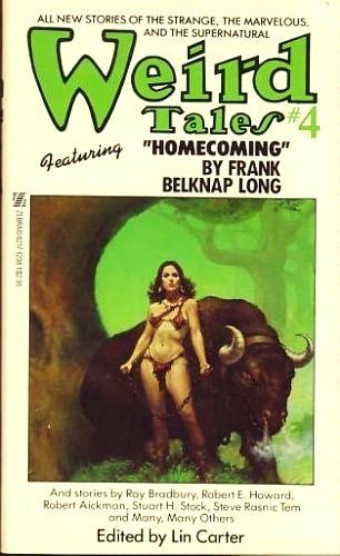 9780821712382: Weird Tales No. 4