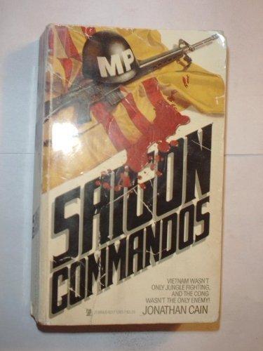 Saigon Commandos: Cain, J.