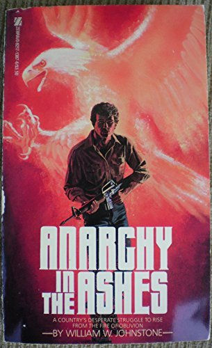 9780821713877: Anarchy in the Ashes (Ashes Series, No.3)