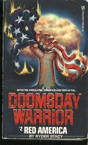 9780821714195: Red America (Doomsday Warrior)