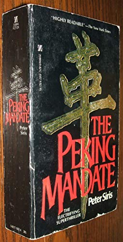 Peking Mandate: Peter Siris