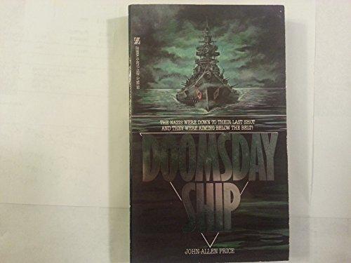 Doomsday Ship: Jonathan A. Price