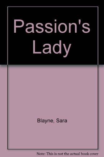 9780821715451: Passion's Lady