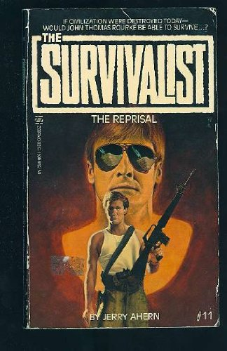 The Reprisal (The Survivalist #11): Ahern, Jerry