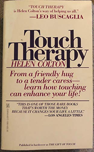 9780821715956: TOUCH THERAPY